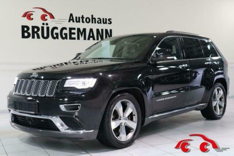 Jeep Grand Cherokee 3.0 V6 MULTIJET SUMMIT 2015