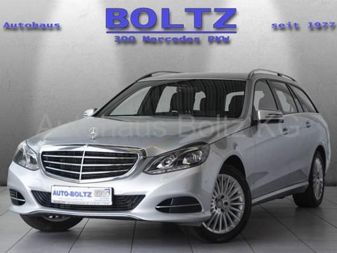 Mercedes-Benz E 200 Parkass