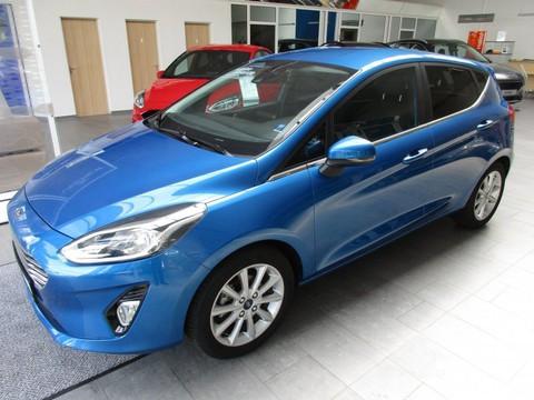 Ford Fiesta 1.0 EcoBoost Titanium und