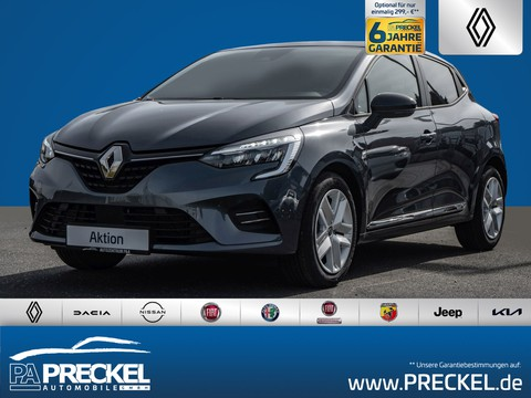Renault Clio ZEN SCe 65 STYLE-PAKET KOMPFORT-PAKET