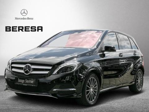 Mercedes-Benz B Electric Drive 250 e Style