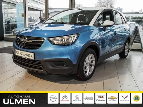 Opel Crossland X 1.2 Edition Turbo