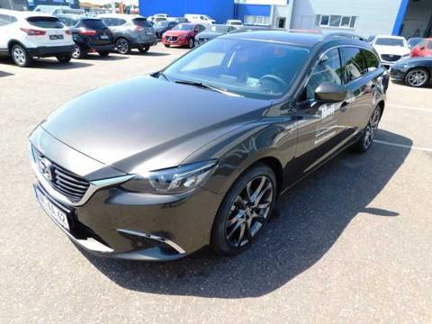 Mazda 6 6 Kombi 192 Drive i-ELOOP Sports-Line