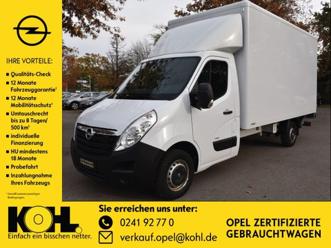 Opel Movano 2.3 Pritsche Kipper Koffer L3H1 t