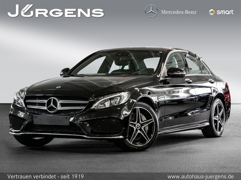 Mercedes-Benz C 350 e AMG-Sport Airm 18