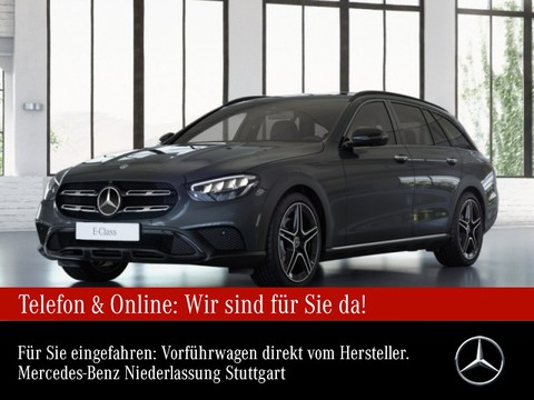 Mercedes-Benz E 200 T AVANTG Night