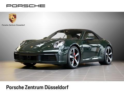 Porsche 992 Carrera S Cabrio Exclusive Manufaktur brewster Heritage