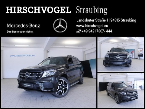 Mercedes GLS 350 d GRAND EDITION EXT AMG-Line