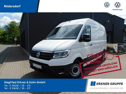 Volkswagen Crafter 3.5 35 Kasten Mittel Hoch t Schwi