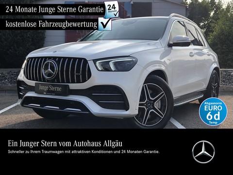 Mercedes-Benz GLE 53 AMG PERF AGA BURMESTER
