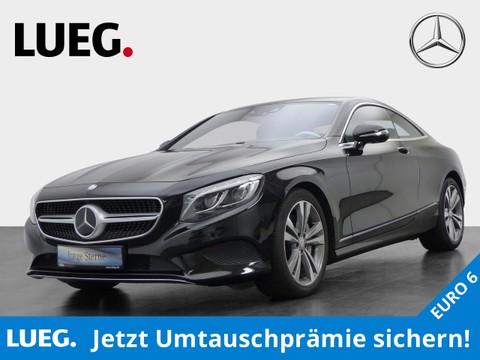 Mercedes S 500 Coupe Stndhzg DIST