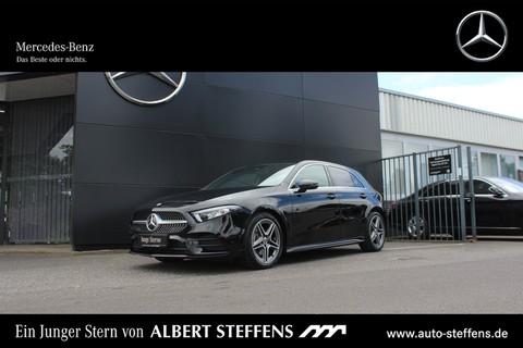 Mercedes-Benz A 200 Kompaktlimousine MBUX Tageszul