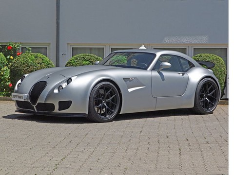Wiesmann MF 5 GT Liftsystem Matt 555PS FI Felge