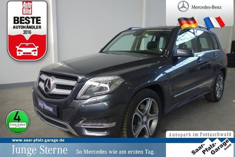 Mercedes GLK 220 SPORT