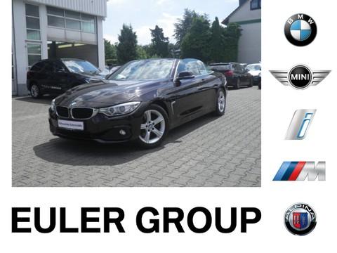 BMW 430 d Cabrio El