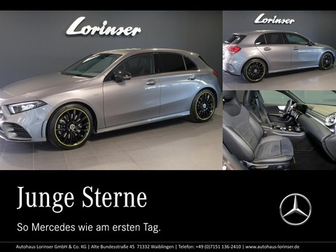 Mercedes-Benz A 250 EDITION 1 AMG MBUX