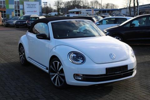 Volkswagen New Beetle 1.4 TSI Cabriolet