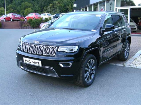 Jeep Grand Cherokee 3.0 l Overland V6 MultiJet AT8