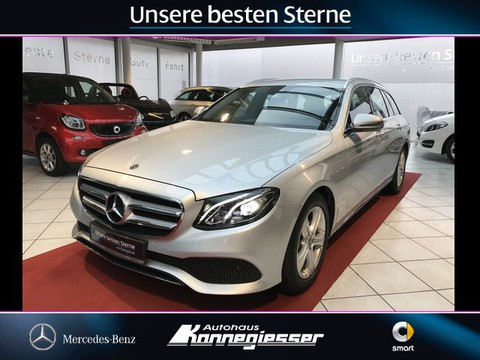 Mercedes-Benz E 220 T d AVANTGARDE ASSISTENZ-PAKET