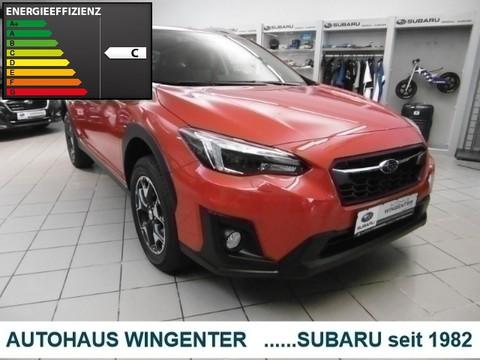 Subaru XV 1.6 i Exclusive Lineatronic EyeSight