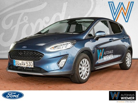 Ford Fiesta 1.0 l EcoBoost Active
