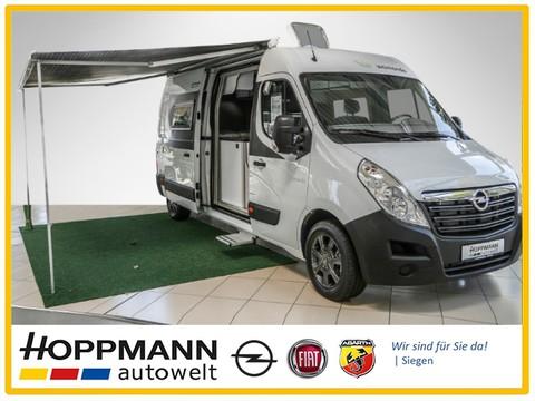Opel Movano Womondo Momento Längsschläfer Premium-Plus-Paket