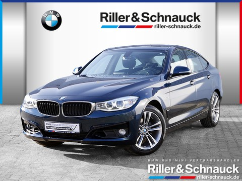 BMW 320 Gran Turismo Sport Line