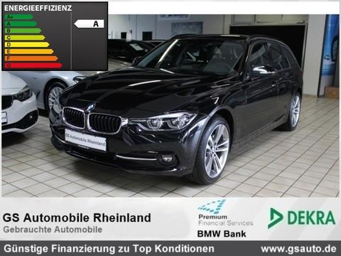 BMW 320 d T SportLine Euro6d 18