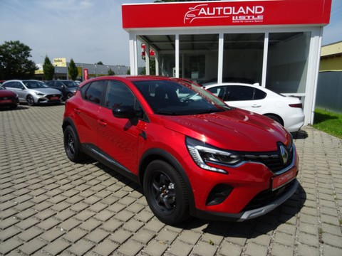 Renault Captur EXPERIENCE TCe 90 Deluxe-Paket