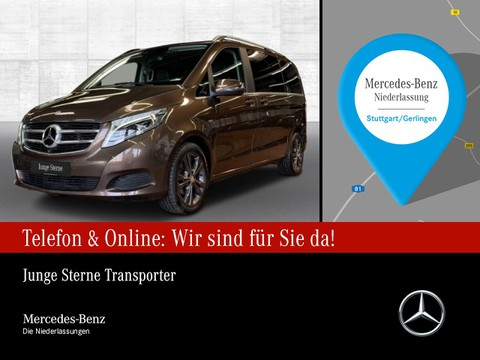 Mercedes-Benz V 220 d AVANTGARDE Kompakt Park Spurp