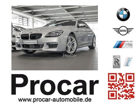 BMW 650 Gran Coupe xDrive M Sportpaket