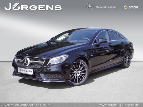 Mercedes CLS 400 Final Edition AMG-Sport HK 19