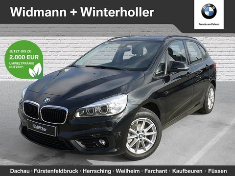 BMW 218 Active Tourer d xDrive Advantage