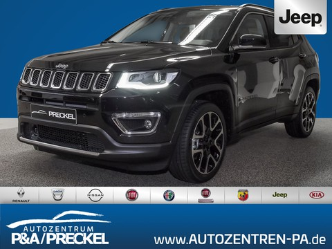 Jeep Compass Limited 150 Parkpaket