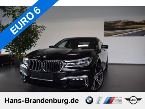 BMW 730 dA xDrive M Sportpaket Laserlicht DrivingAssistant