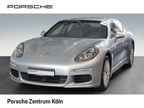 Porsche Panamera Diesel Fed Sitz Belüftung vo hi