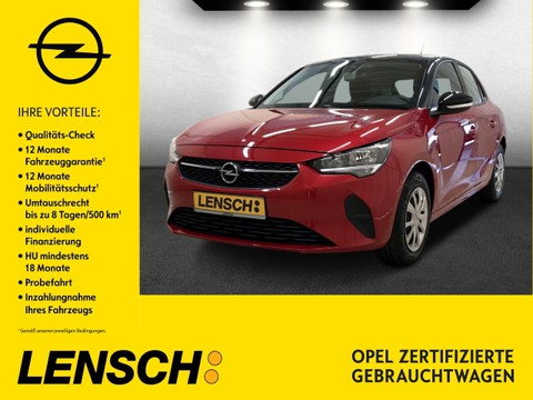 Opel Corsa 1.2 F Edition LENKRADH