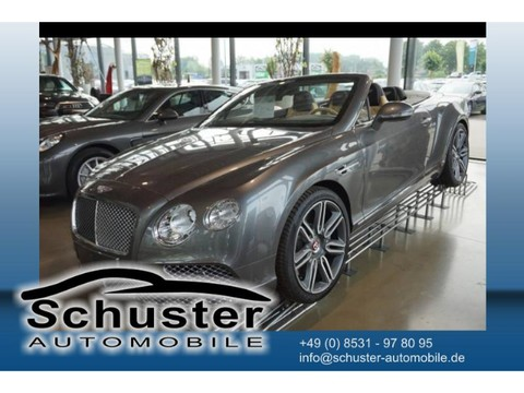 Bentley Continental GT V8 Convertible Massage-Ledersitze