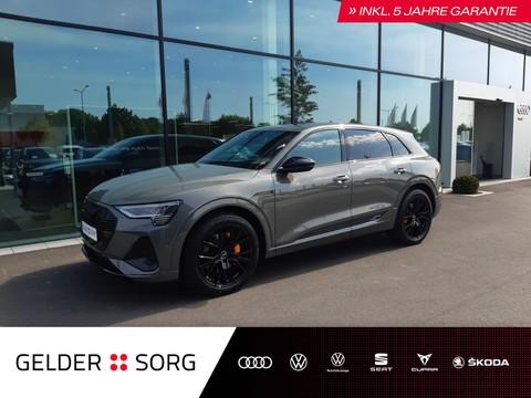 Audi e-tron S-Line black edition 55 Quattro