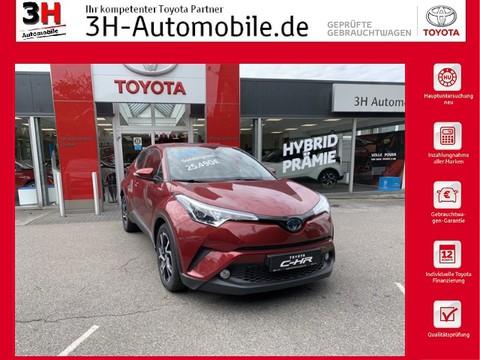 Toyota C-HR 1.8 lü FSP