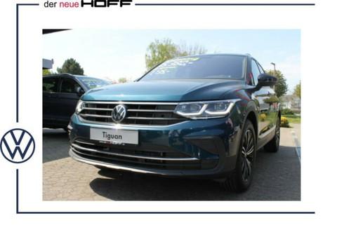 Volkswagen Tiguan Unit Lieferung frei Haus 250KM
