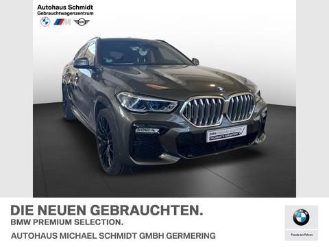 BMW X6 xDrive40i M Sportpaket Fond Entertainment