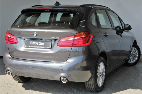 BMW 220 Active Tourer HiFi RTTI Sport
