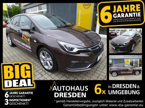 Opel Astra 1.4 K Turbo ON Sportpaket Licht