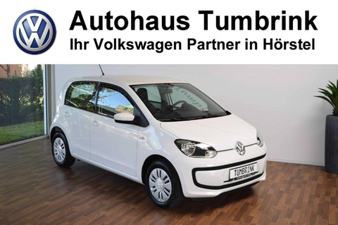 Volkswagen up move up Maps & More