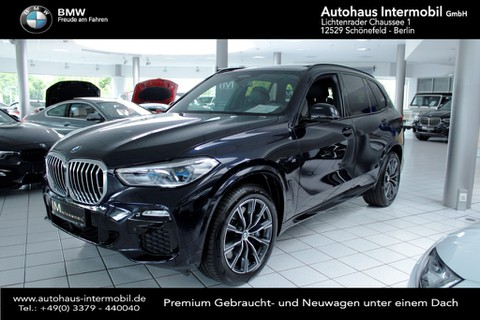 BMW X5 xDrive40i M Sport Laser H-Up