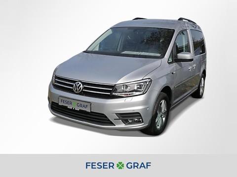 Volkswagen Caddy 2.0 TDI Comfortline