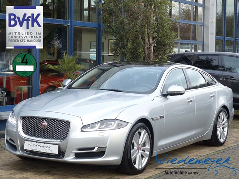 Jaguar XJ 3.0 Premium Luxury Assistenzpaket