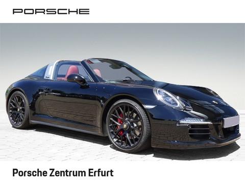 Porsche 991 911 Targa 4 GTS letzter Sauger Vollleder Sitzklima