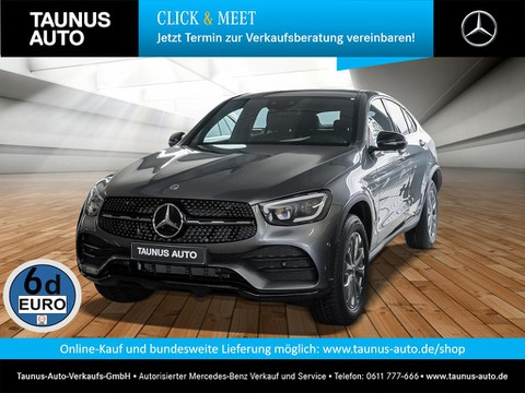 Mercedes-Benz GLC 300 e C-AMG NIGHT BUSINESS MBUX